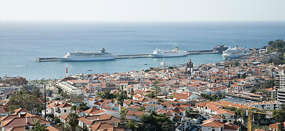 Port Of Funchal Day Madeira Island News Blog