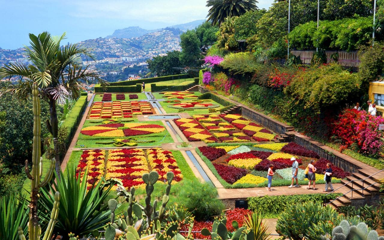 Botanical Gardens Madeira Opening Times Garden Ftempo