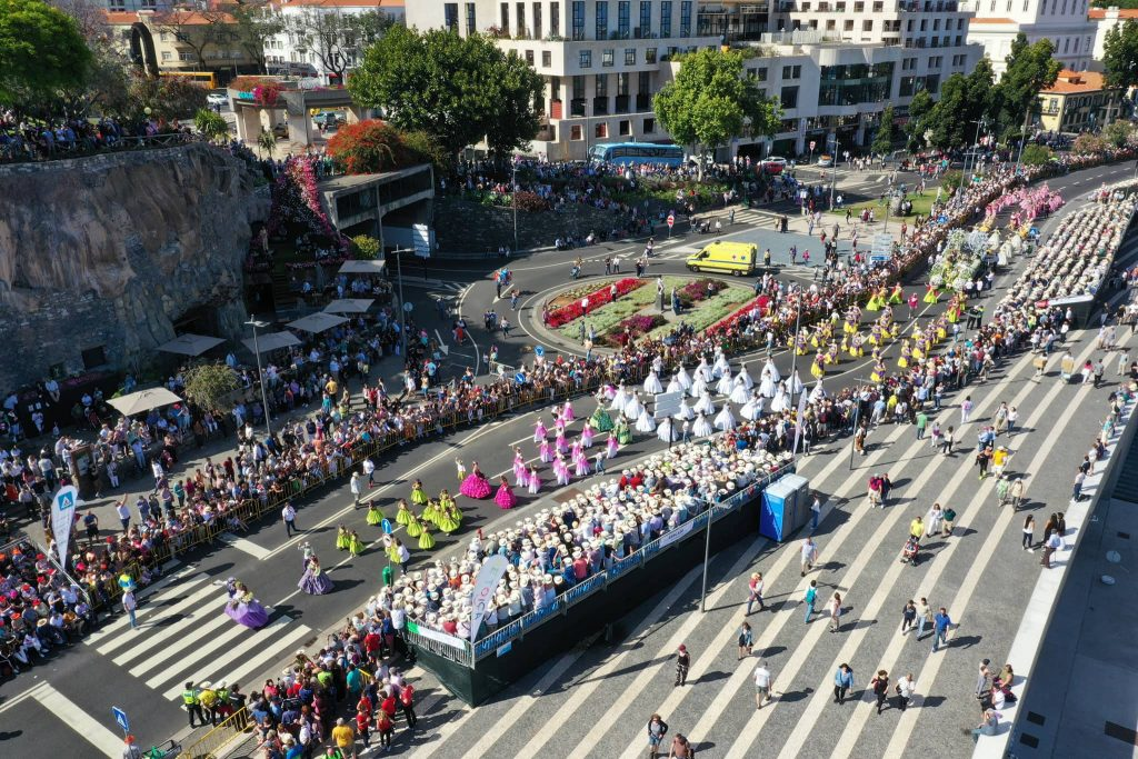 Did you all enjoy the Flower Parade?